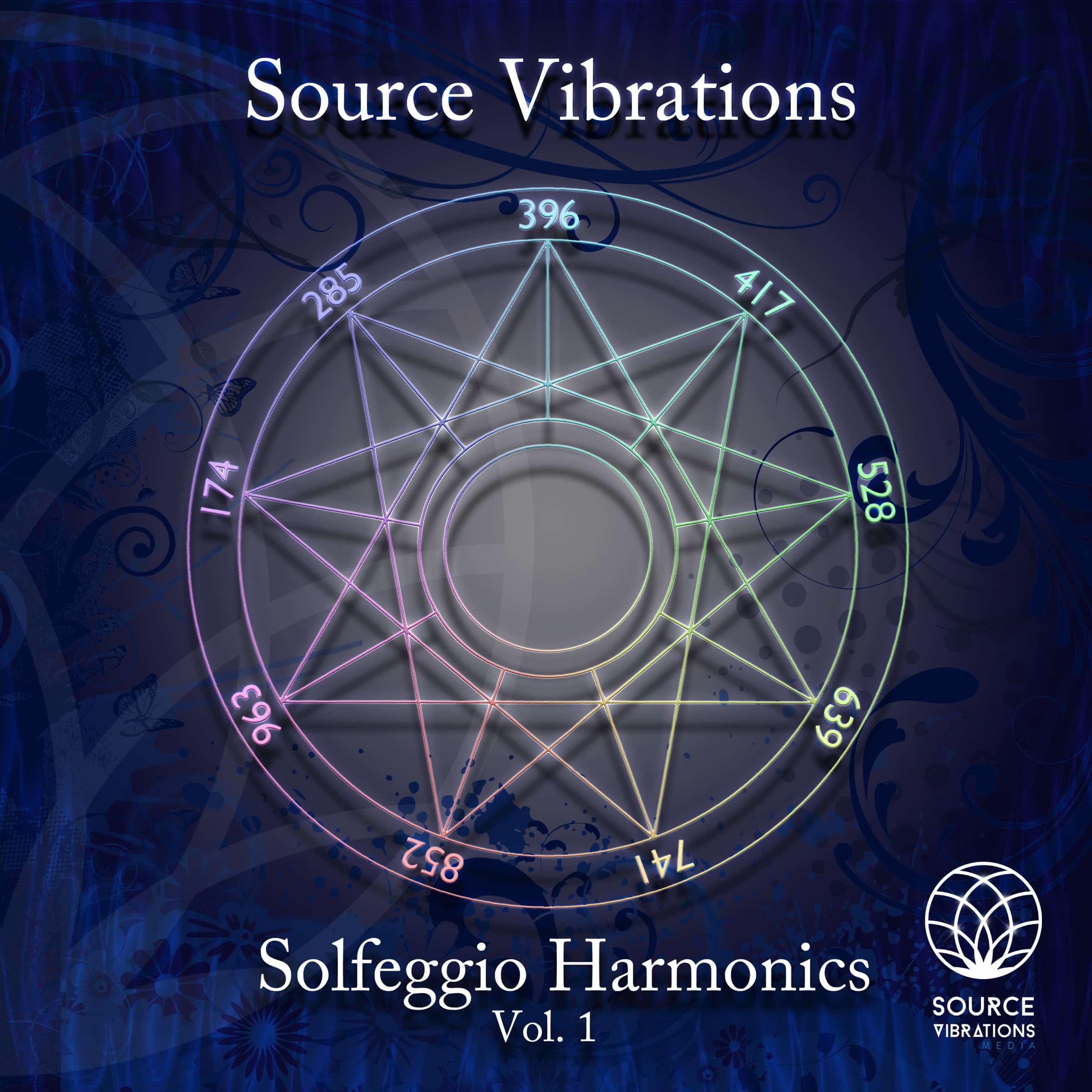 Solfeggio Harmonics Vol 1