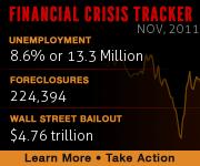 Financial Crisis Tracker