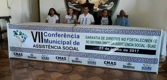 VII Conferência Municipal de Assistência Social