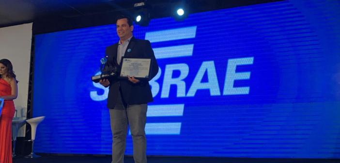 Prefeito de Soure ganha o prêmio Prefeito Empreendedor 2018