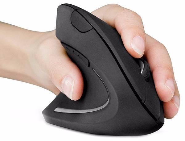 souris ergonomique tendinite coude
