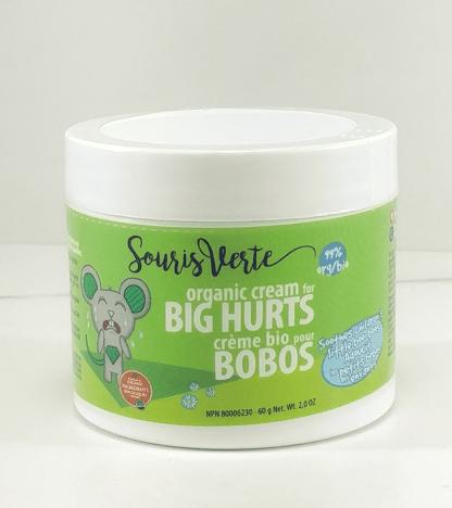 Crème Bobos bio