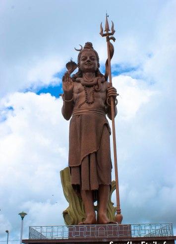 temple hindou Maurice