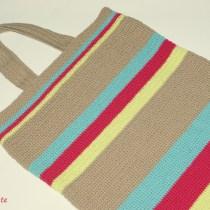 tuto sac crochet diy