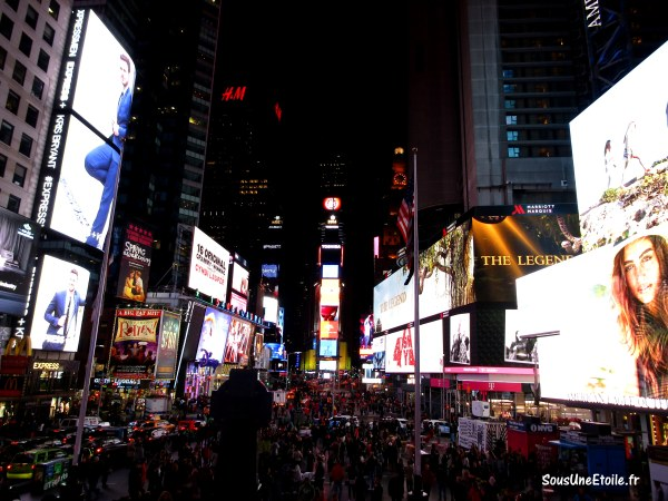 times square new tork