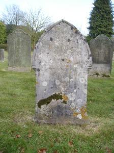 Headstone reference G11 Plan 4 - Brumpton, Mary Ann