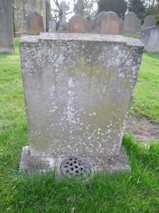 Headstone reference G28 Plan 4 - Gadd, Ellen