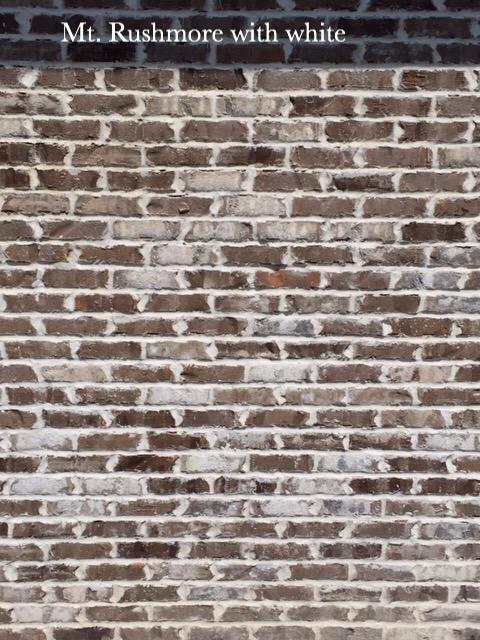 Mt Rushmore South Alabama Brick Company
