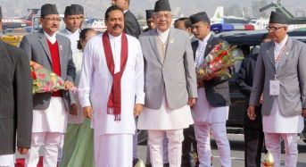 Collapse Of The Rajapaksa Regime: Some Lessons