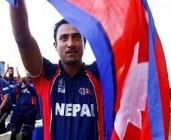 Nepal's cricketing hero turns pre-arranged Australian programmes into a charity