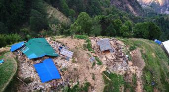 Latest of the 7.3 Nepal earthquake : 65 dead & 1926 injured