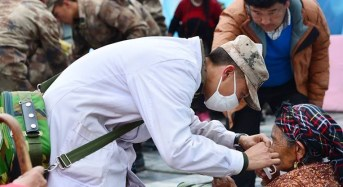 China's relief operations to Nepal the biggest ever sent to a foreign soil