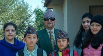 Ex-monarch Gyanendra Shah reportedly meeting Indian politicians in Thailand: reports