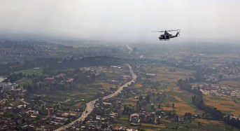 Chopper down, brave marines lost but US refuses to give up, deploys fresh replacement helos
