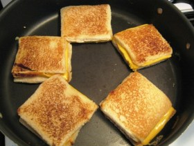 National Grilled Cheese Month Comes to a Delicious End
