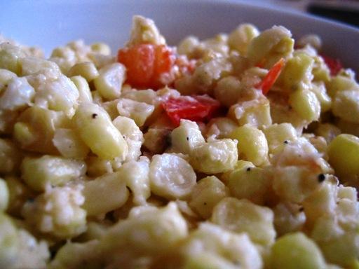 2009-06-27- Grilled Corn Salad 003