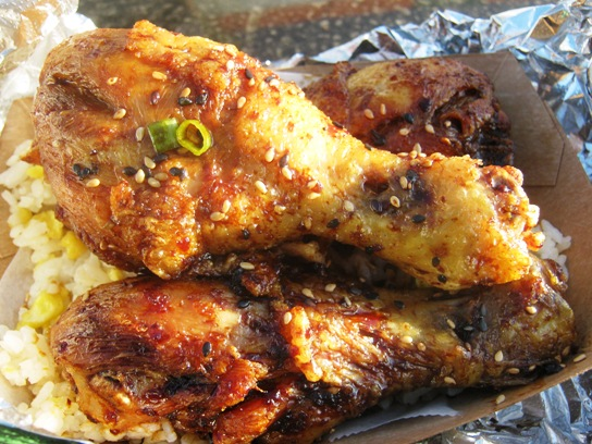 Food Truck Friday Korean Grub With Ahn Joo South Bay Foodies