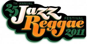 Jazz Reggae Festival Logo