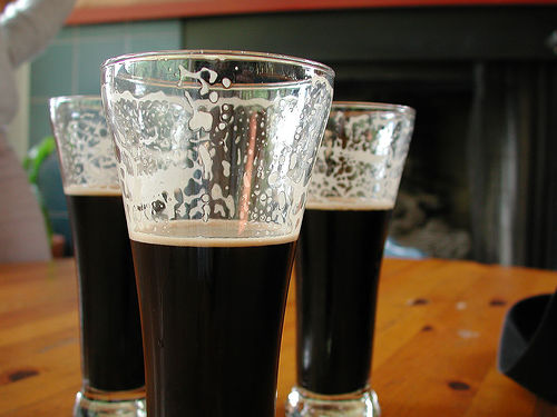 dark beer by ianivarieanna on flickr