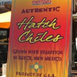 New Mexican Hatch Green Chiles are now available in SoCal!