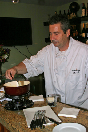 Dominique Theval, Executive Chef and Owner