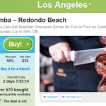 Get it While You Can:  Groupon for 50% off at Samba in Redondo Beach