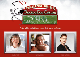 Challenge Butter's Recipe for Caring Contest (Plus a $75 Giveaway!)