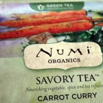 Carrot Curry Numi Tea