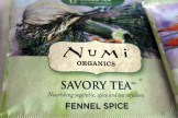 Fennel Spice Numi Tea