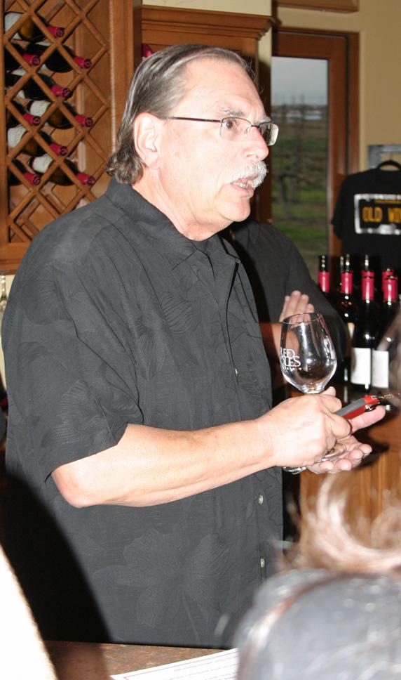 Co-owner Randy Phillips