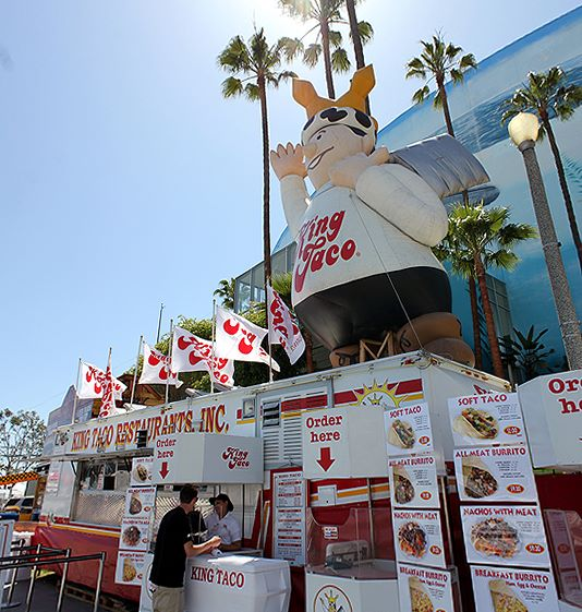 King Taco rises high above the competition for the LBGP.