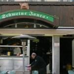 A Spring Break Smörgåsbord: Porking Out in Düsseldorf, Germany