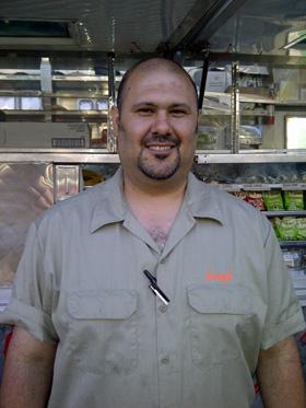 Executive Chef Joseph Gotti