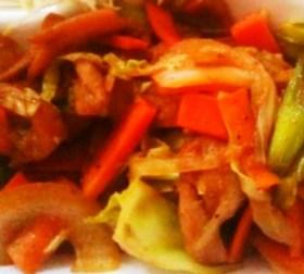 Qchon chicken bulgogi