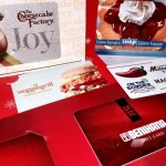 Tis' the Season of Giving Gift Cards