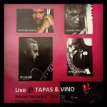 This Sunday Afternoon, Feb 9, Jazz Concert at Tapas & Vino!