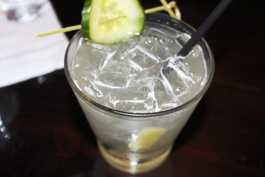 Tokyo Mule swaps sake and fresh ginger  for the vodka and ginger beer.