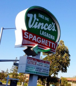Vince's Spaghetti of Torrance