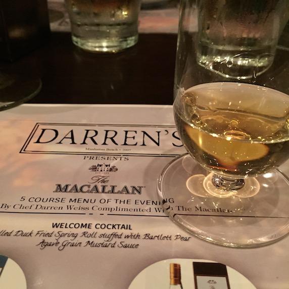 Macallan 10 Scotch Whiskey