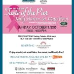 Get a Taste of the Pier in Redondo Beach, Sunday, October 11, 12-4 PM