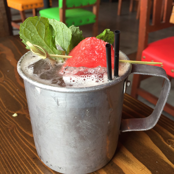 The Bronco, their take on the Mule