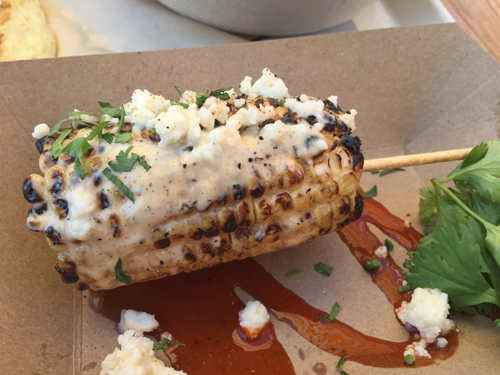 Elote or Mexican Street Corn