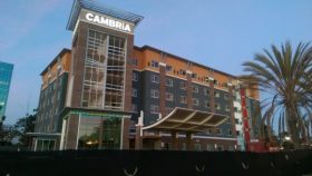 Cambria Hotel and Suites: Coming Soon to El Segundo
