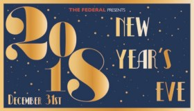 New Years Eve at the Federal Bar, Long Beach