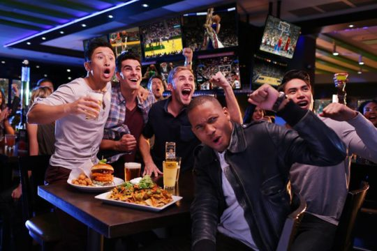 Local fans for good food and games are excited for the new Dave & Busters opening up in Torrance's Del Amo Mall.