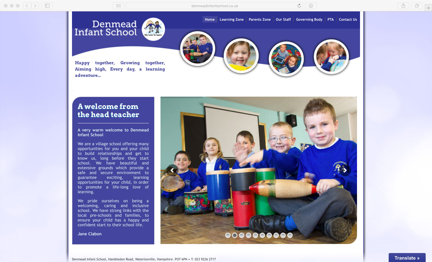 Denmead Infants School