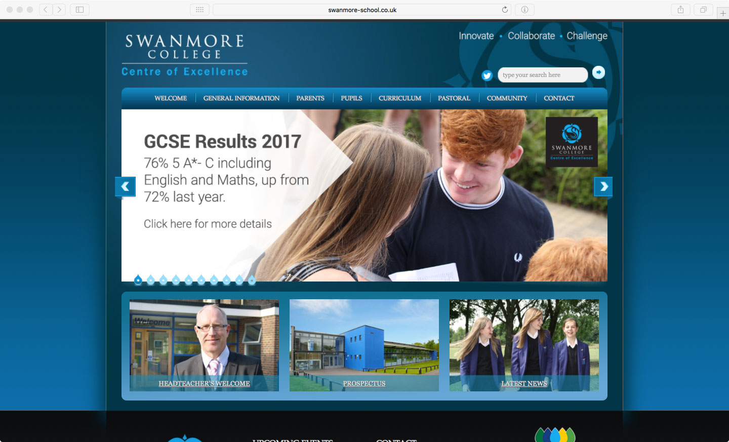 Swanmore College of Technology