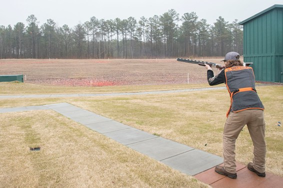 West Ashley's Clay Busters skeet shooting team puts in countless hours training leading up to statewide tournaments and competitions.