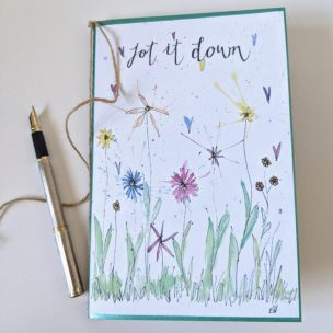 Jot it Down Garden