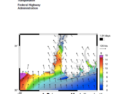 Primer on Modeling in the Coastal Environment